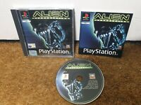 Alien Resurrection - PS1 - Complete Playstation 1