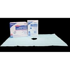 """Fenestrated Surgical Drape, 18"""" x 26""""  50 PK"""