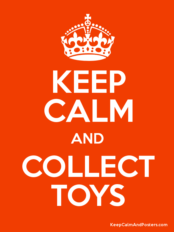 Calm Cool and Collectible