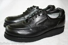 PW Minor Shoes Orthotic Orthopedic Walking Men 8 D All American Comfort Oxford