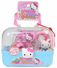 Hello Kitty My Doctor Set with Various Equipment and Case