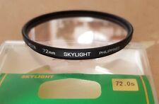 Hoya 72mm Skylight Filter