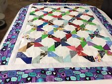 Handmade Baby Quilted