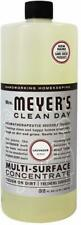 Clean Day Multi-Surface Concentrate, Mrs. Meyer's, 32 oz 2 pack Lavender