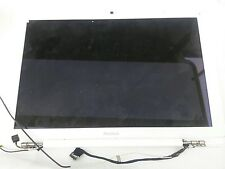 "4 pcs Apple Macbook Early-2008 A1181 13"" LCD  screen assemblies."