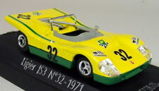 Solido 1/43 Scale - 7160 Ligier JS3 #32 Le Mans 1971 Yellow Diecast Model Car
