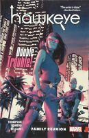 Hawkeye Kate Bishop Volume 3 Family Reunion GN Kelly Thompson Avengers New NM
