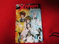 X-MEN MISFITS Manga #1 (2009) anime comic book