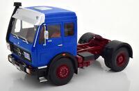 1:18 Road Kings Mercedes NG 1632 1973 blue/darkred