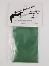 ANILINE WOOD DYE Powder 15gm & Stains for Electric Guitar finishes in 8 colours