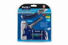 3 Way Heavy Duty Staple Gun & Remover 600 Staples Adjustable Stapler