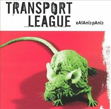 Transport League - Satanic Panic       *** BRAND NEW CD ***