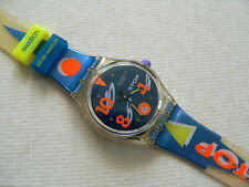 1992  Swatch watch Movimento  Stop Watch SSK102