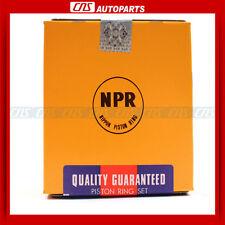 NPR Piston Rings 96-03 Cadillac Chevrolet GMC Hummer 5.7L 6.0L OHV V8 VORTEC LT1