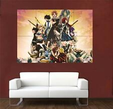 Fairy Tail enorme Cartel Promo A674