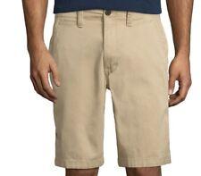 Arizona Men's Shorts Classic Flex 29 30 31 32 33 34 36 38 40 42 Khaki Palms Grey