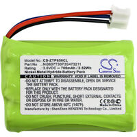 Battery for Dirt Devil 0606004 Fusion Libero M607 Spider M610 M611 M612 R1-L051B