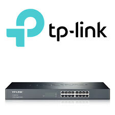 TP-LINK 16-Port Gigabit Ethernet 1000Mbps Rack Mount Network Switch - TL-SG1016