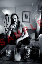 LEMMY KILMISTER 12x18 POSTER MOTORHEAD HAWKWIND MIDDLE FINGER LIVE CONCERT 5