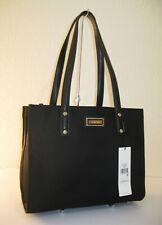 Calvin Klein Julia Black Nylon Tote Bag $168