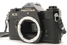 Clearance Sale【Exc+5】Pentax Asahi KX 35mm SLR Film Camera Black Body Only JAPAN