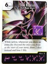 Yu-Gi-Oh! DARK MAGICIAN Dark Magic Attack #079 rare Yugioh Dice Masters card #79