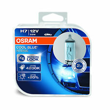 2x Audi A4 B7 H7 Genuine Osram Cool Blue Intense High Main Beam Headlight Bulbs