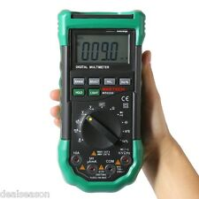 MASTECH MS8268 Digital Multimeter Alarm Auto-range Capacitance Frequency Tester