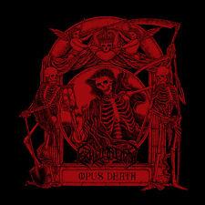 EXHUMATION Opus Death MAYHEM DEICIDE UNAUSSPRECHLICHEN KULTEN