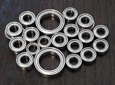 (19pcs) MUGEN SEIKI MST-1 Metal Sealed Ball Bearing Set