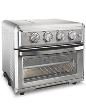 Cuisinart Toa-60 1800W Stainless Steel Air Fryer Toaster Oven Mfr. Refurbished