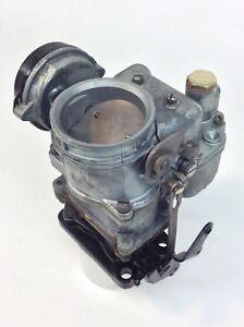 CARTER WDO CARBURETOR 1941-1949 HUDSON 8 CYLINDER ENGINE 501S 502S 647S 648S