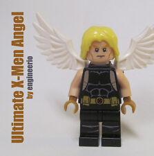 LEGO Custom -- Angel -- Ultimate X-Men Marvel Super heroes