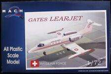 Mach 2 Models 1/72 GATES LEARJET Swiss Air Force