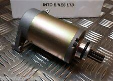 Nuevo motor de arranque para superbyke TRM Pulso adrenalina, Sinnis Apache 125