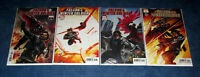 FALCON & WINTER SOLDIER #1 1:50 GUICE variant 1:25 BENGAL A & B 1st print MARVEL
