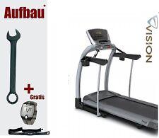Vision Fitness TF40 Laufband inkl. Aufbau. Classic,Klappbar. Semiprof