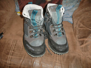 Redington skagit River Wading Boots / Shoes Men's Size 7 Very Light Use!!