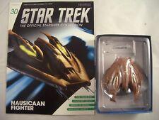 Star Trek Eaglemoss Starship Collection Issue 30 Nausicaan Fighter