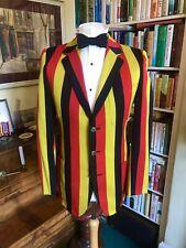 Dege & Skinner of Savile Row Bespoke I Zingari Cricket Club Colours Blazer