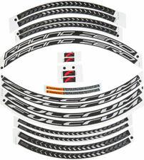 Fulcrum Racing Zero Black Clincher Label Kit 2015