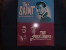 ROGER MOORE TONY CURTIS THE PERSUADERS SAINT SERIES 2 BINDER ONLY UNSTOPPABLE