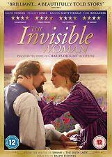 THE INVISIBLE WOMAN RALPH FIENNES FELICITY JONES TOM HOLLANDER UK 2014 DVD NEW