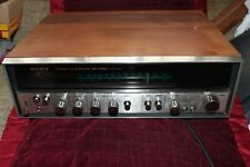 Vintage Sony STR-6036A FM/AM Stereo Receiver