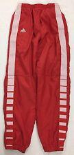 ADIDAS Vintage 90s Red Windbreaker Track Pants Size Medium M