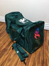 VTG 1996 Atlanta Olympics Green Starter Duffle Bag 90s RARE