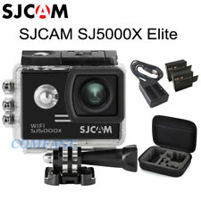 Original SJCAM SJ5000X Elite WiFi 4K 24fps Gyro Waterproof Sport Action Camera