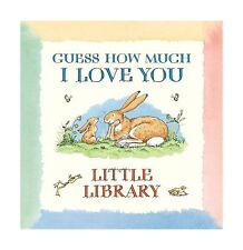 Guess How Much I Love You: Little Library (Boxed Set) Free Shipping