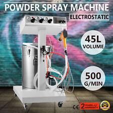 VEVOR WX-958 45L Electrostatic Powder Coating System with Spraying Gun
