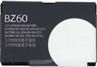 New OEM Battery For Motorola BZ60 RAZR V3 V3A V3C V3I V3M V3T V3XX V6 MAXX PEBEL